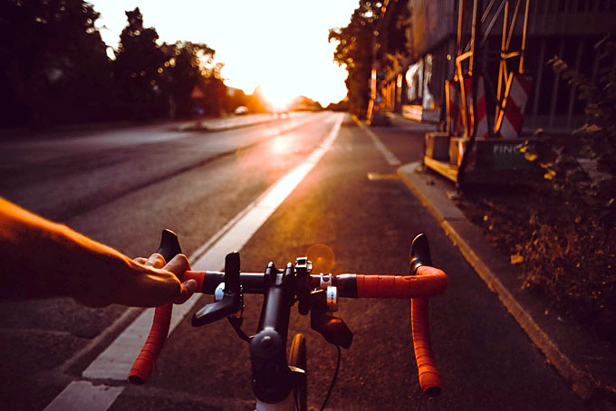 Cycling for students