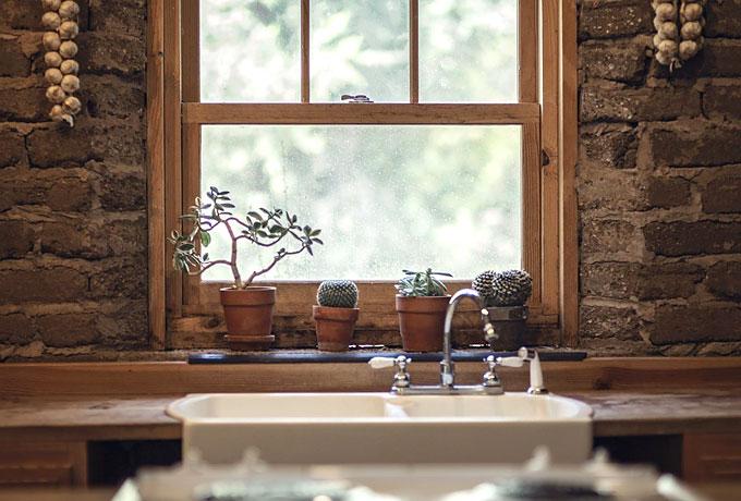 create an eco-friendly kitchen
