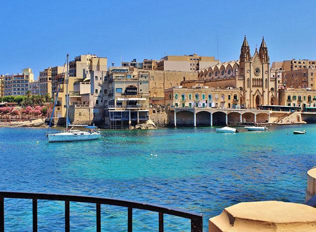 many sides of Malta