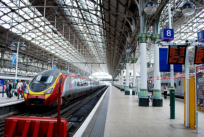 manchester rail