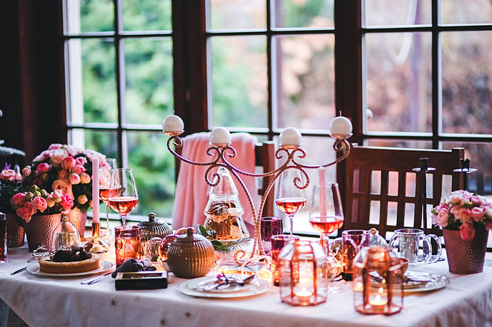 Christmas dinner experience