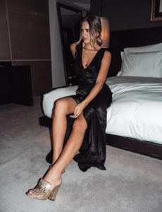 sizzling party dress