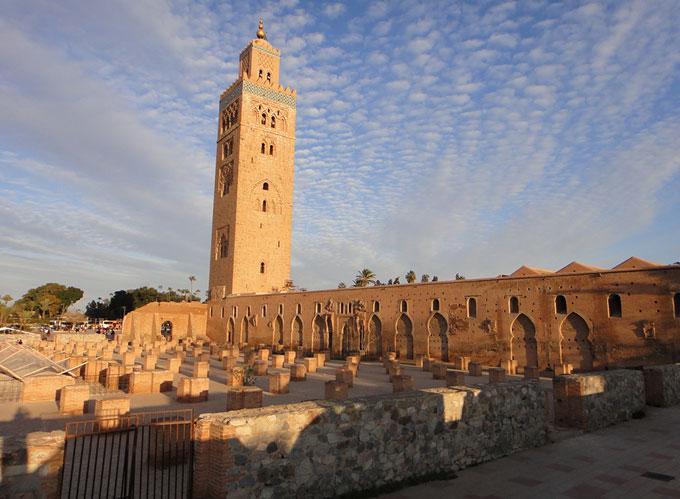 visit in Marrakech