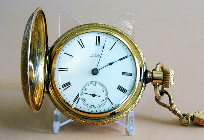 value your Waltham pocket watch