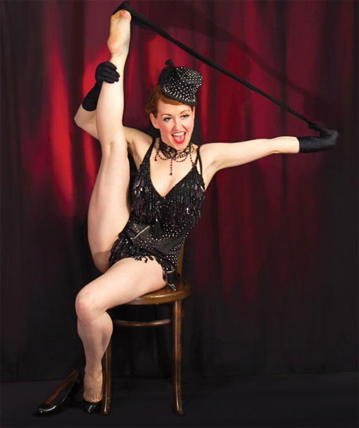 facts about Burlesque