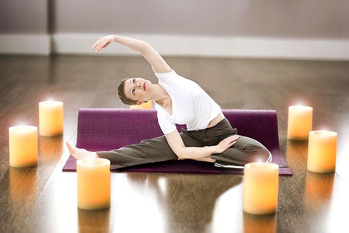fitness and meditation ideas