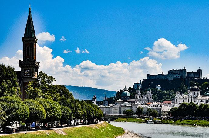 Italy Austria tour