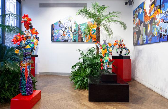 london art show