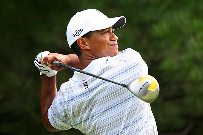 golf tiger cool