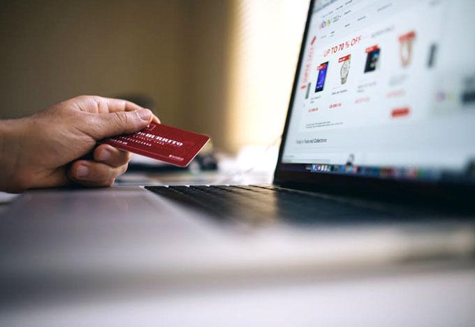 shopping online 2019