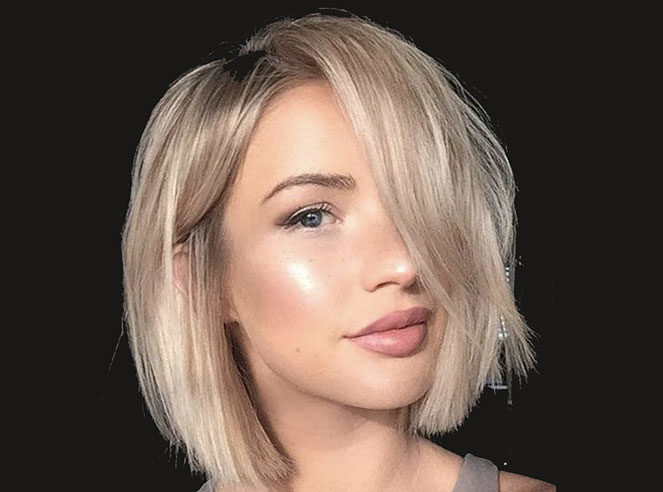 Hairstyles 2019: Fashionable Short Hairstyles For Fine Hair 2019
