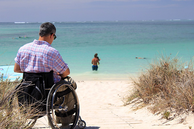 Accessible places to visit
