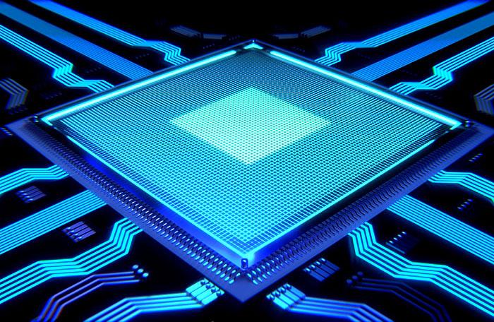evolution of CPU
