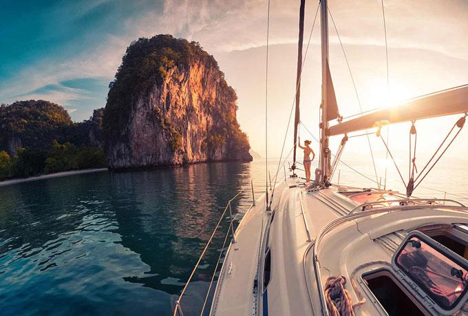 sailing cheap