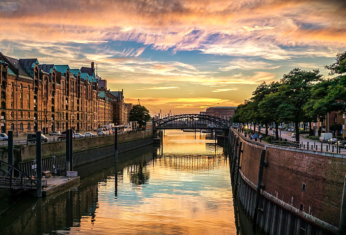 places to visit in Hamburg