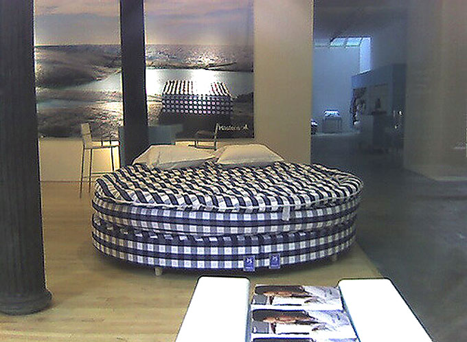 Why round beds