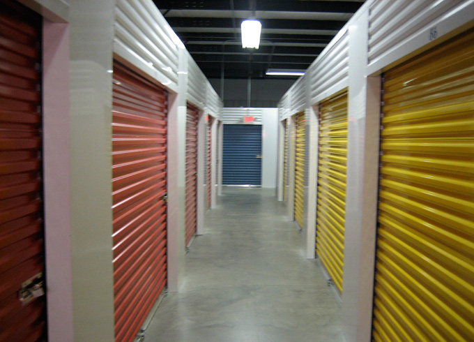 Self Storage ideas