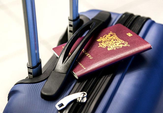 Essential items for any traveller