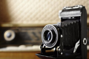 correct camera equipment