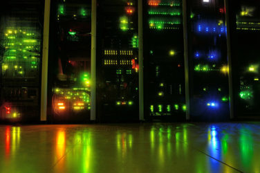 cool data room
