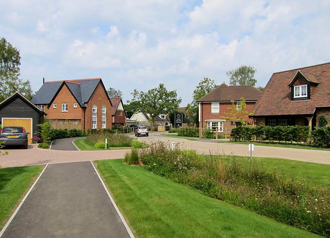 Land estates
