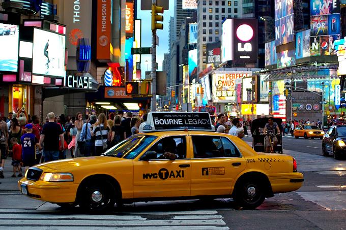 hail a cab