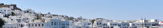 Mykonos travel