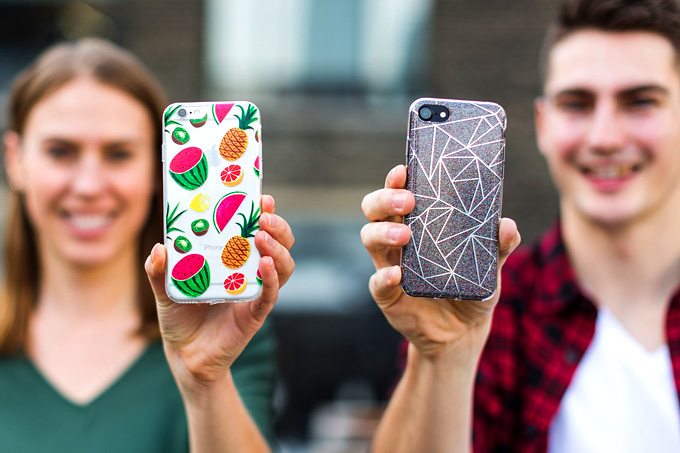customize your phone case