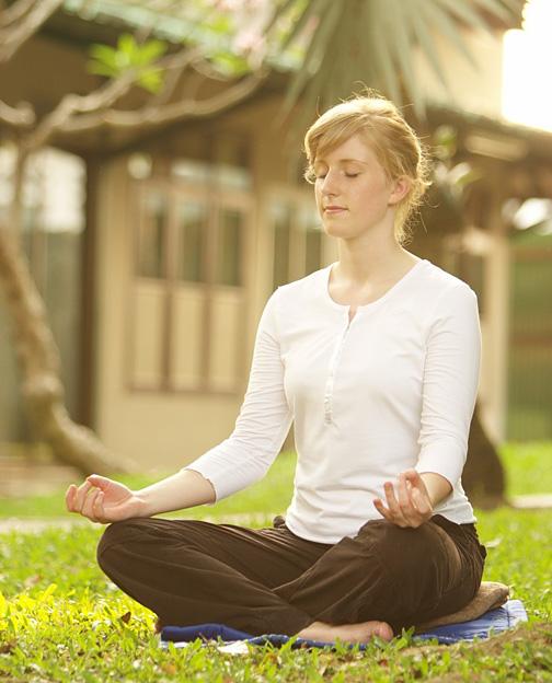 meditation sanctuary