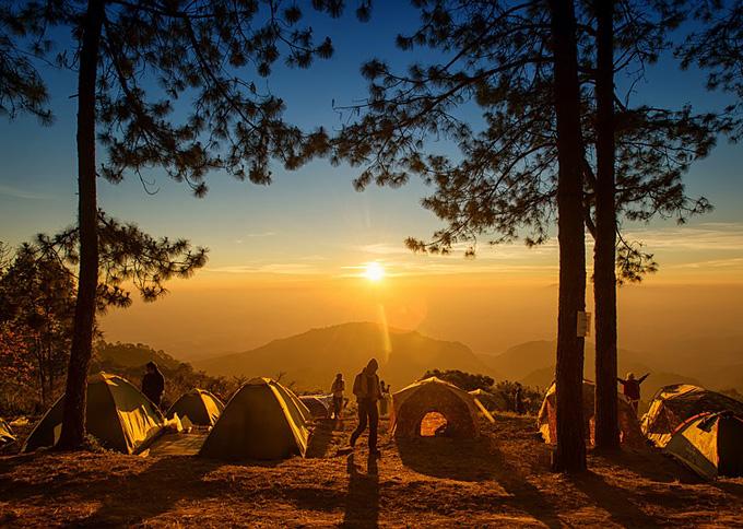 visit camping resorts