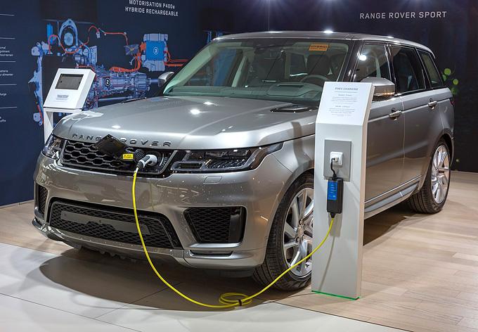 luxury electirc car