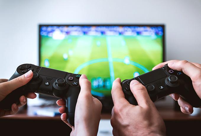 gaming for men