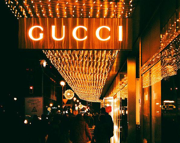 history of Gucci logo