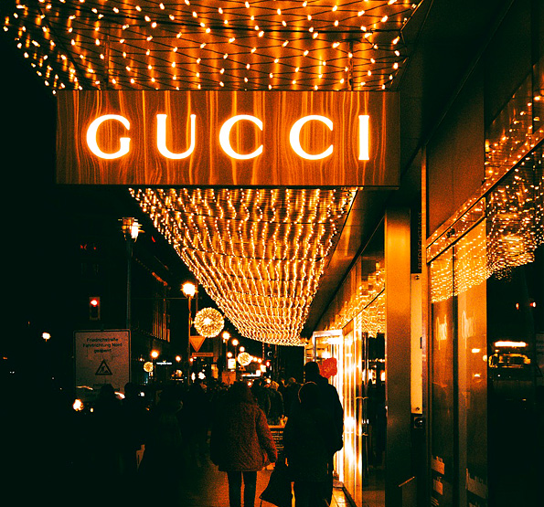 history of Gucci logo