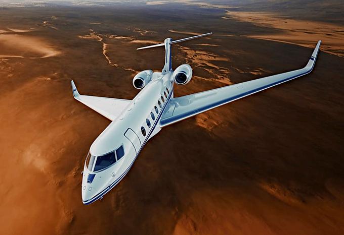 private charter jet service