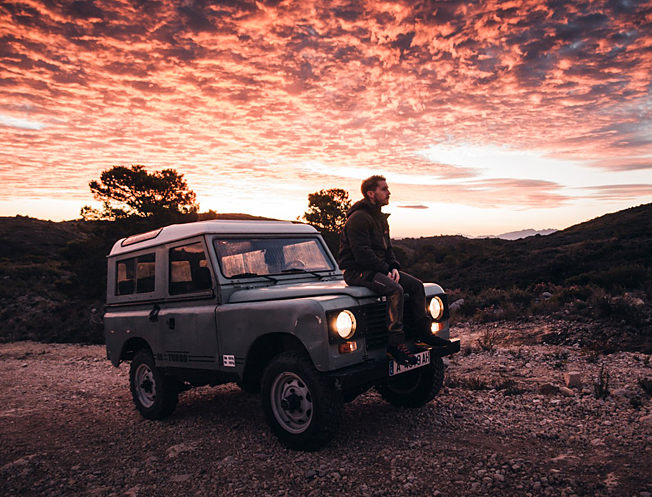 Are Land Rovers still an executive vehicle