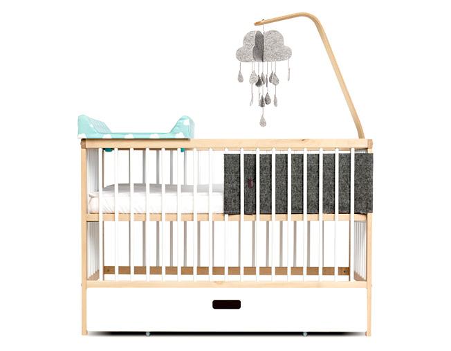 mini cot bed