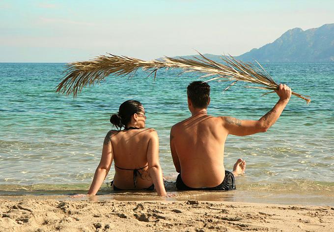 stress free vacation