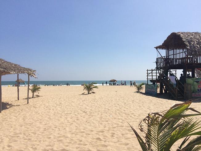 trip to Pondicherry