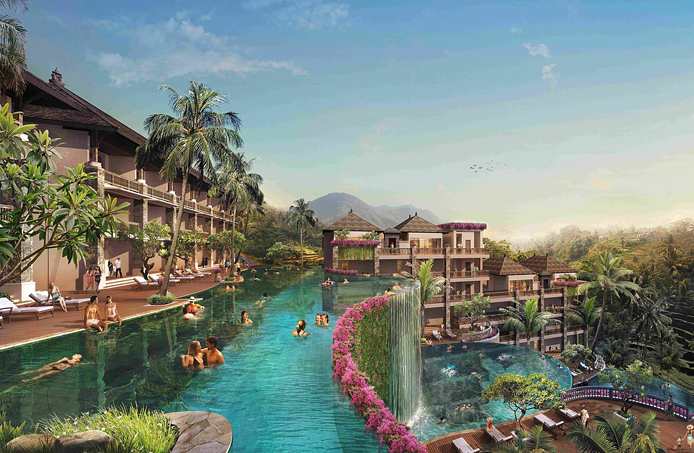 Bali without the throngs