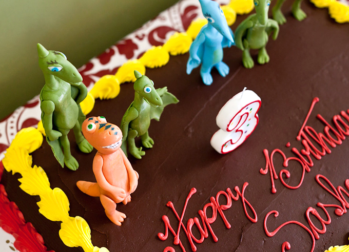 Dinosaur-themed