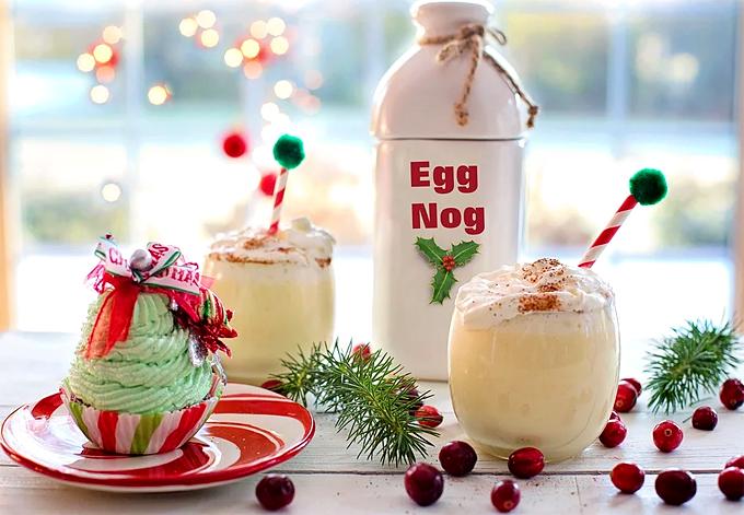 festive drink recipes