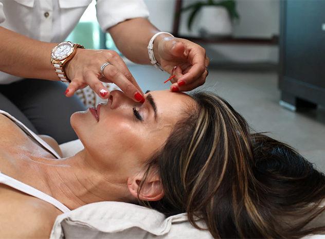 demand for facial spa