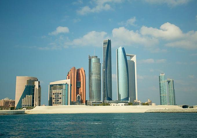 Year in Abu Dhabi