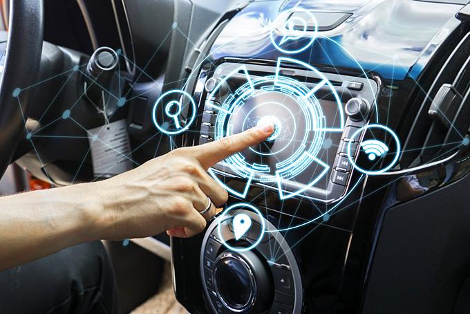 futuristic features of cars