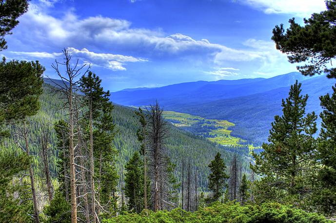 Colorado is a great destination