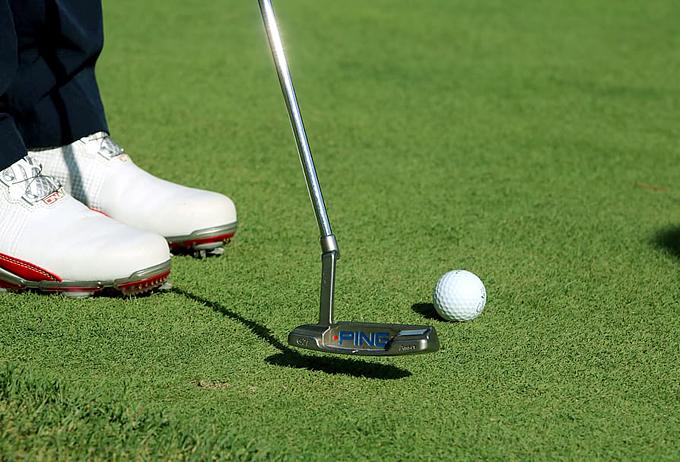 golfing in 2020