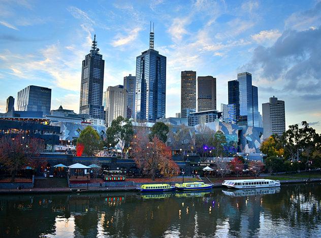 weekend in Melbourne