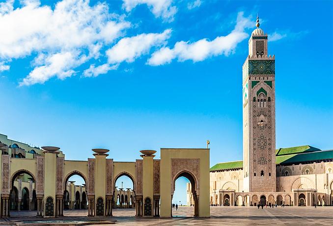 Morocco-bound adventurers