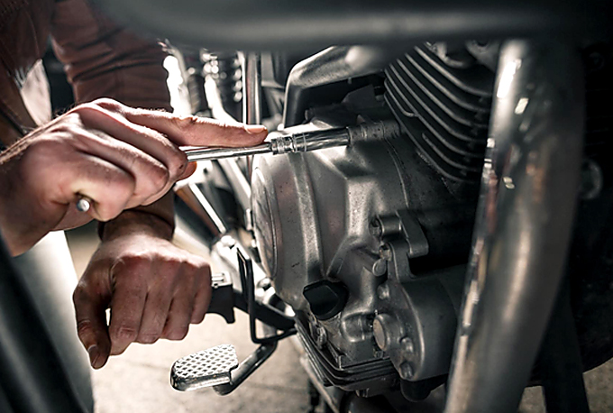 basic tools for motorcycle maintenance
